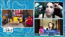 Jass Reyes de Playa Limbo nos comparten cómo vive el aislamiento