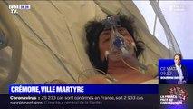Coronavirus: l'hôpital de Crémone, en Lombardie, doit faire face à une situation extrêmement critique