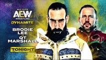 Dynamite - 2020.03.25 - Part 01 | WrestleForever!