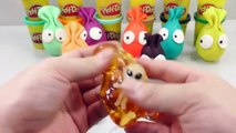 Colors Slime Combine Mix Learn Colors Surprise Egg Clay Kids Play Toys For Kids