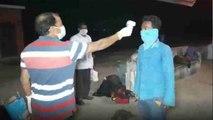 Lockdown: वाराणसी से रेलवे ट्रैक के सहारे बिहार जा रहे 16 युवक, चंदौली पुलिस ने किया रेस्क्यू