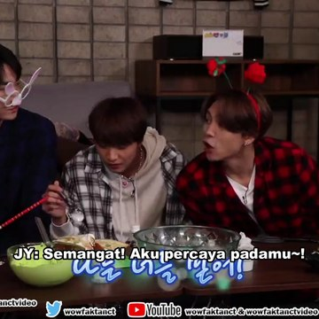[INDO SUB] NCT 127 Who Just Did Pushup Rather Than ASMR Cooking (AMFS)