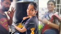 Celebrity Cooking Challenge | Shanthanu KiKi | Roja | Self Quarantine