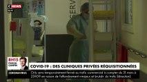 Coronavirus : des cliniques privées réquisitionnées