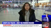 Coronavirus: l'aéroport d'Orly fermera ses portes mardi