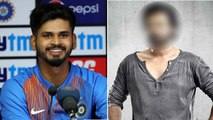 Guess Who Is The Shreyas Iyer's Favourite Hero ?
