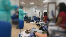 Madrid Hospital Overcapacity, Virus Patients Flooding Hallways