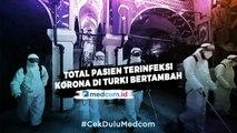 Turki Lakukan Tes Cepat Korona dalam 24 Jam, 561 Orang Positif Korona