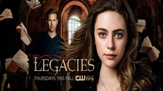 [TV] The CW ~ Legacies Season 3 Episode 1 | We're Not Worthy | Full Episodes