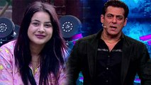 Shehnaz Gill ने Salman Khan पर दिया ये बयान; Check Out Here |FilmiBeat