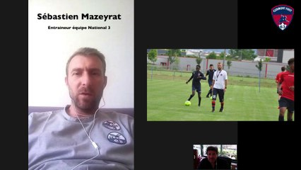 Interview de Sébastien Mazeyrat, diplômé BEFF