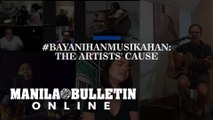 #BAYANIHANMUSIKAHAN: THE ARTISTS' CAUSE