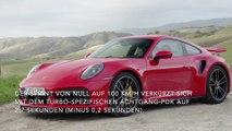Top-Modell der Baureihe - der Porsche 911 Turbo S