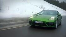 Der Porsche Panamera Turbo Sport Turismo - Der Test
