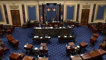 Senate debates, votes on $2 trillion coronavirus bill after landmark agreement