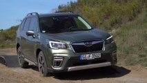 New Subaru Forester ECO HYBRID Off-road