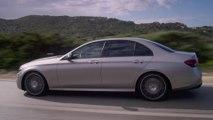 The new Mercedes-Benz E-Class Sedan Driving Video