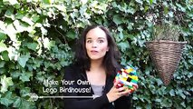 Build a Lego Birdhouse with Your Kids While Quarantining