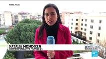 Coronavirus en Italie : La hausse des contaminations ralentit