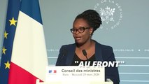 """Sibeth Ndiaye déplore qu'on """"fasse des polémiques de tout"""""""
