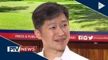 Presidential Security Group, posibleng sampahan ng kaso si Rep. Eric Yap; Seguridad para kay Pangulong Rodrigo Duterte at sa buong Malacañang, mas hinigpitan sa gitna ng banta ng CoVID-19