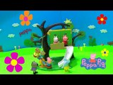 Peppa Pig Jumping in Muddy Puddles Movie