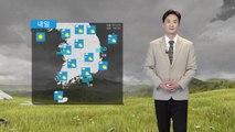 [날씨] 내일 전국에 비바람...해안가 강풍 주의 / YTN