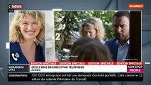 """VIRUS - L'héroïne de la série «Candice Renoir» Cécile Bois témoigne dans """"Morandini Live"""" sur son combat contre le Covid-19"""