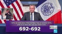 Coronavirus aux États-Unis : New York, épicentre de l'épidémie aux US, à l'arrêt