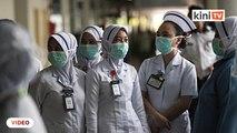 Lebih 1,000 doktor, jururawat bersara sudah kembali berkhidmat