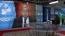 """Guterres: """"Contro il Covid-19 bisogna coordinarsi"""""""