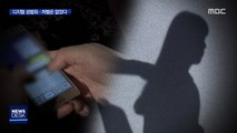 수사도 처벌도 없었다…법망 피한 '디지털 성범죄'