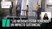 """Fernando Simón: """"Las medidas están teniendo un impacto sustancial"""""""