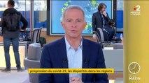 Coronavirus : des régions françaises plus touchées que d'autres