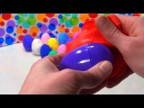 Play Doh Surprise Easter Eggs-