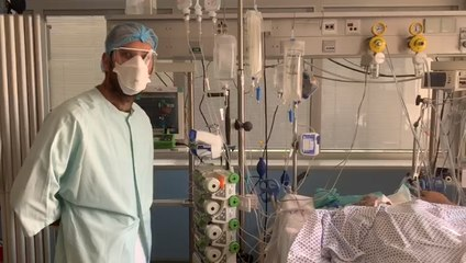 Message 5   Docteur AFIF Gassani, médecin Ivoirien en première en ligne en France, tire la sonnette d'alarme pour la Côte d'Ivoire  sur les mesures de sécurité contre le Coronavirus