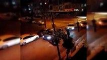 sokakta egzoz patlatarak geçen araçla ilgili çıkan tartışma