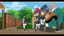 When you came to get revenge but end up eating poop | Murenase! Seton Gakuen (Seton Academy: Join the Pack!)
