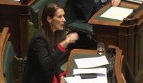 Distanciation sociale des travailleurs: Sophie Wilmès répond à Raoul Hedebouw