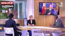 """""""C à vous"""" : Michel Cymes dévoile comment il va aider à lutter contre le coronavirus (Vidéo)"""