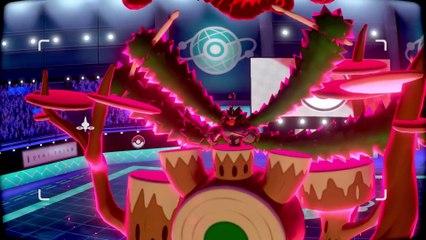 Pokemon Épée et Bouclier : bande-annonce DLC