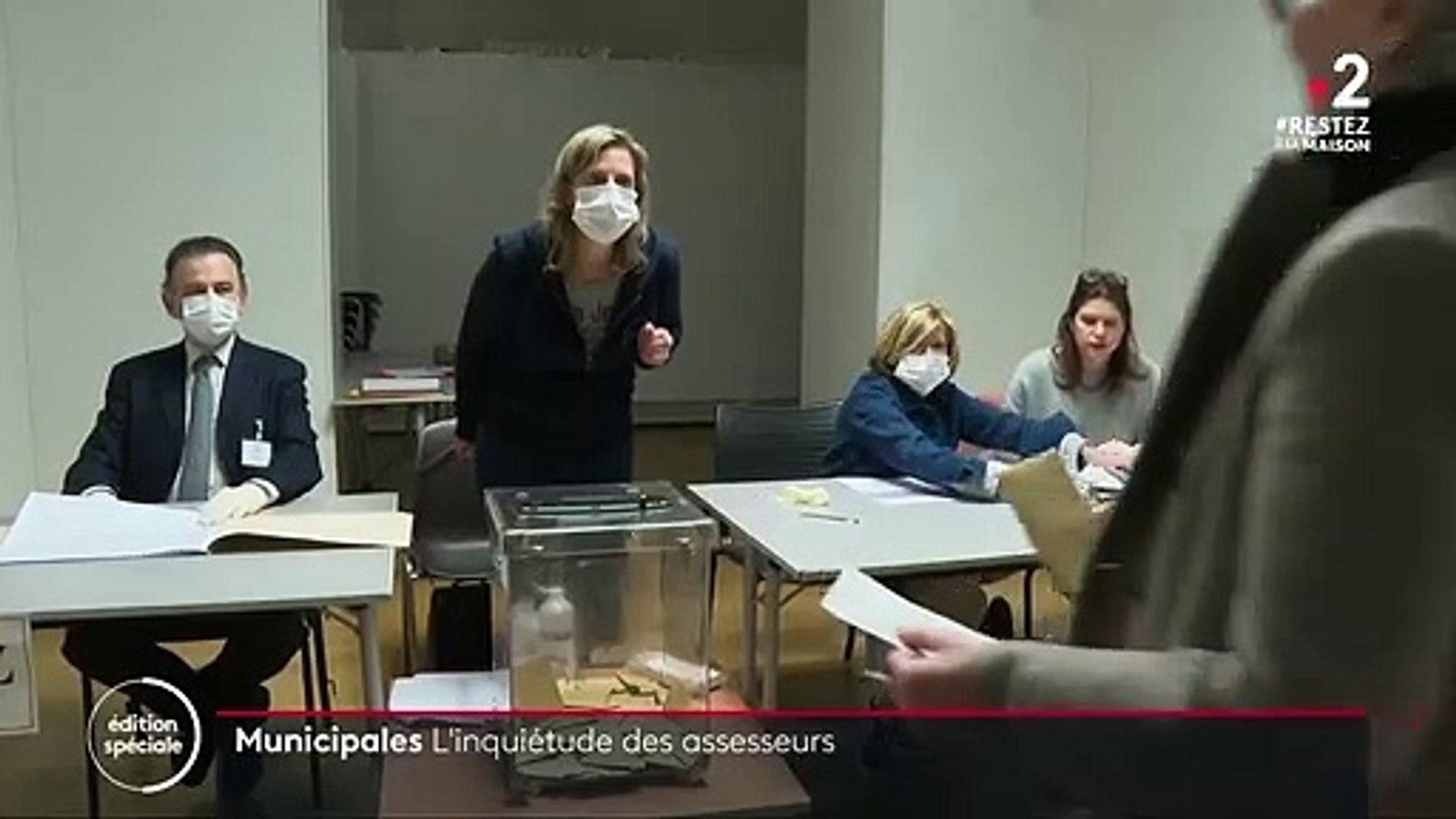 Coronavirus : plusieurs assesseurs contaminés