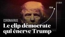 Trump veut faire cesser la diffusion d'une vidéo qui l'accuse de minimiser le coronavirus