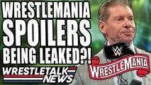 Daniel Bryan Entering QUARANTINE! WrestleMania 36 Spoilers Being Leaked?! | WrestleTalk News