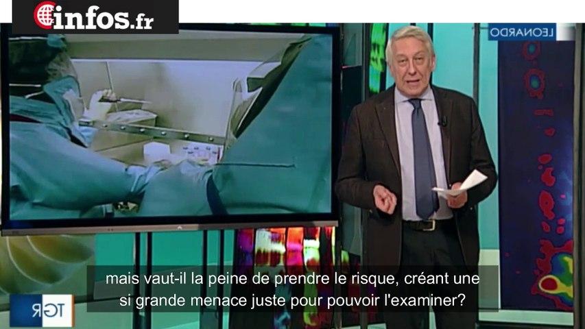 Coronavirus: la vidéo Rai-Leonardo 2015 sur le virus créé en laboratoire | Infos.fr