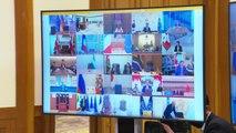 """G20, 코로나19 공동성명 채택...""""연합된 태세·재정 지원 지속"""" / YTN"""