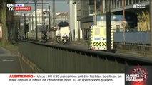 Le TGV sanitaire est arrivé à Nantes, son terminus