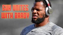 Ndamukong Suh re-signs with Bucs to unite with Tom Brady