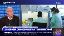 Story 4 : L'usage de la chloroquine contre le coronavirus strictement encadré - 26/03