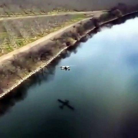 Ce pilote d'avion réussit un atterrissage impossible